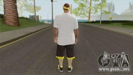 Skin Random 140 (Outfit Lowrider) para GTA San Andreas