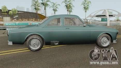 Vapid Clique GTA V para GTA San Andreas