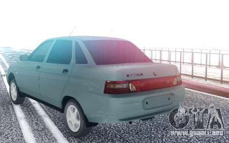 Lada Bogdan 2110 para GTA San Andreas