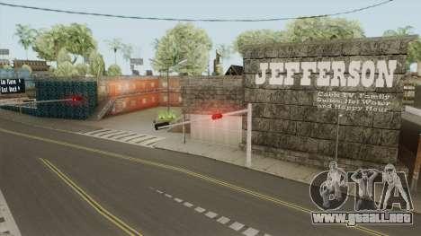 Jefferson ReTexture para GTA San Andreas