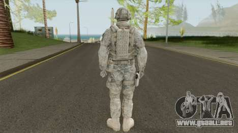 Marine Skin V1 From Spec Ops: The Line para GTA San Andreas