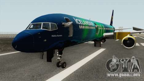 Boeing 757-200 RB211 Icelandair para GTA San Andreas