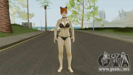 Honoka Kitten Bombay DOAXVV (Cat Woman Style) para GTA San Andreas
