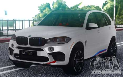 BMW X5 4x4 para GTA San Andreas