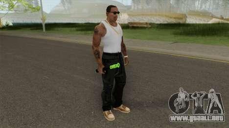 Axe (Apocalypse) para GTA San Andreas