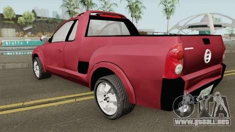 Chevrolet Montana Utility Tunable para GTA San Andreas