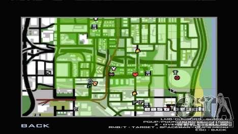 Los Santos Forum With Arena Wars Banners (Beta) para GTA San Andreas