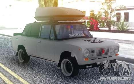 VAZ 2101 Nuevo Estilo para GTA San Andreas