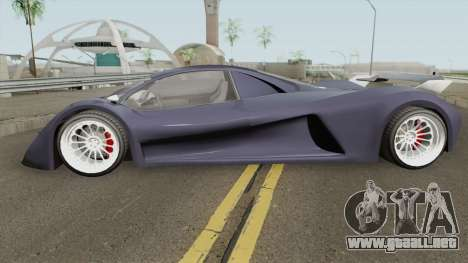 Principe Deveste Eight GTA V para GTA San Andreas