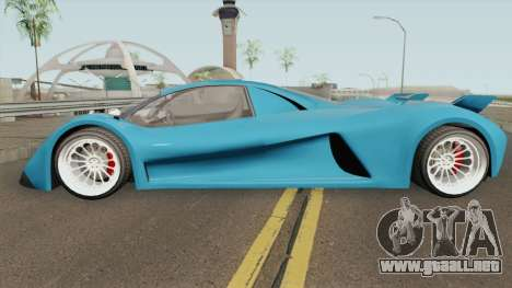 Principe Deveste Eight GTA V IVF para GTA San Andreas