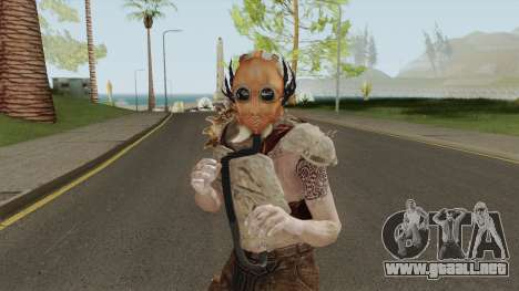 Zombie With Arena War Outfit para GTA San Andreas