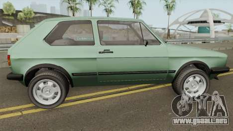 BF Club GTR GTA V IVF para GTA San Andreas