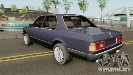 BMW 7 Series E23 para GTA San Andreas