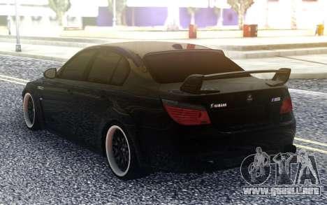 BMW M5 E60 Hamman para GTA San Andreas