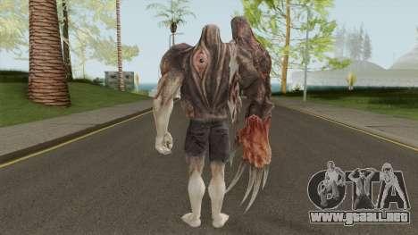 William Birkin (Form 2) From Resident Evil para GTA San Andreas