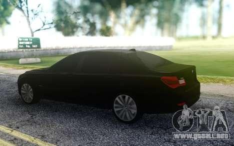 BMW F01 para GTA San Andreas