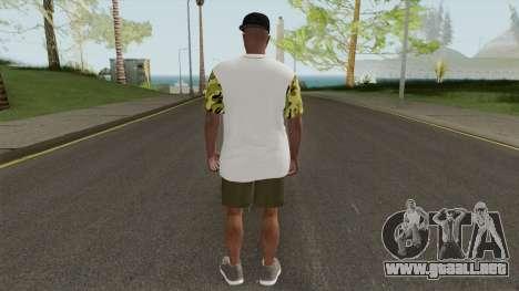 Skin Random 134 (Outfit Lowrider) para GTA San Andreas