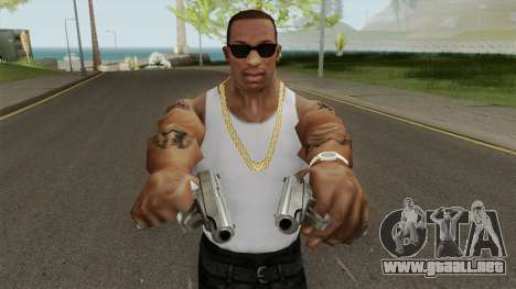 Insurgency MIC Makarov para GTA San Andreas