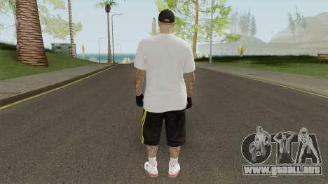 Skin Random 138 (Outfit Lowrider) para GTA San Andreas