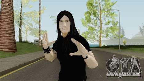 Metal Guy Skin para GTA San Andreas