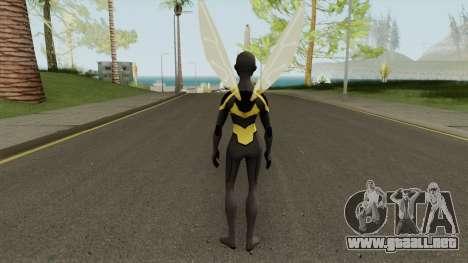 Bumblebee From Young Justice V1 para GTA San Andreas