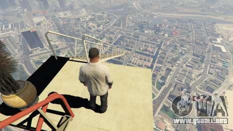 GTA 5 Stairway to Heaven