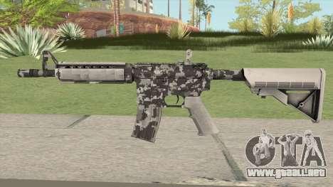 CS-GO M4A4 Urban DDPAT para GTA San Andreas