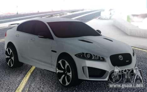 Jaguar 2015 para GTA San Andreas