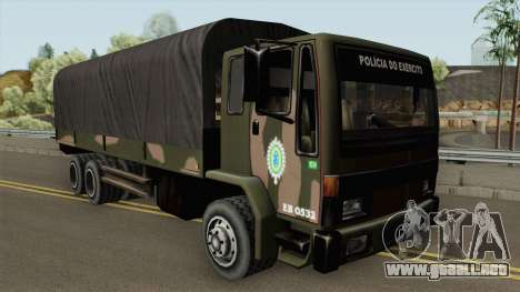 Barracks Caminhao Exercito BR TCGTABR para GTA San Andreas
