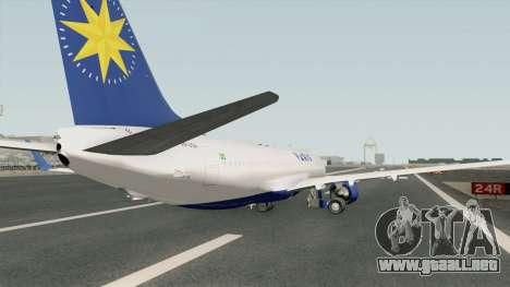 Boeing 737-800 Varig para GTA San Andreas