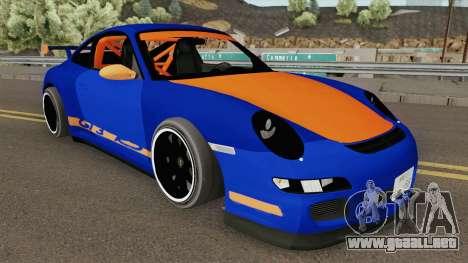 Porsche 911 2007 (Catalina Tuning) para GTA San Andreas