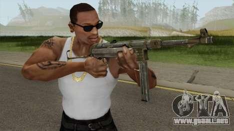 MP 40 para GTA San Andreas