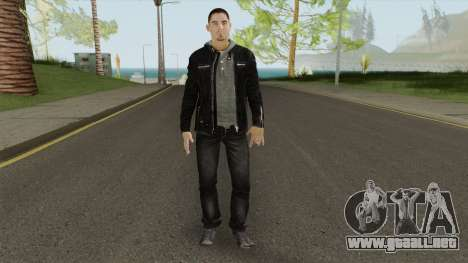 Jack Rourke From Need For Speed: The Run para GTA San Andreas