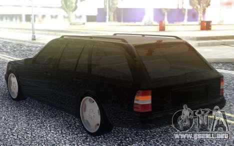 Mercedes-Benz E-Class W124 para GTA San Andreas