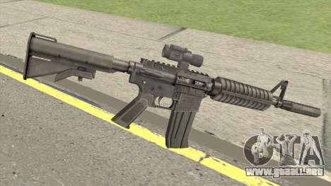 Assault Rifle GTA Online para GTA San Andreas