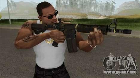 CS-GO M4A4 Zirka para GTA San Andreas