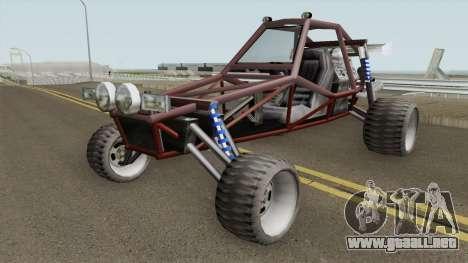 Bandito Spoil Light para GTA San Andreas