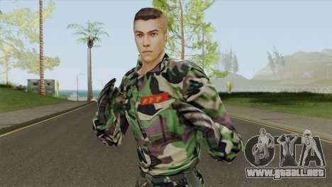 Special Force (SFPH) ROKMC para GTA San Andreas