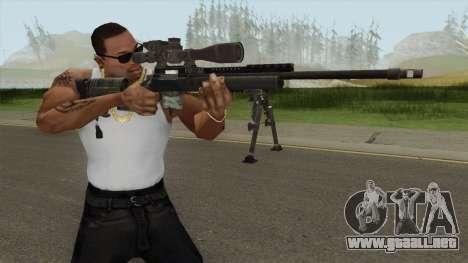 L115A3 USR Sniper Rifle para GTA San Andreas