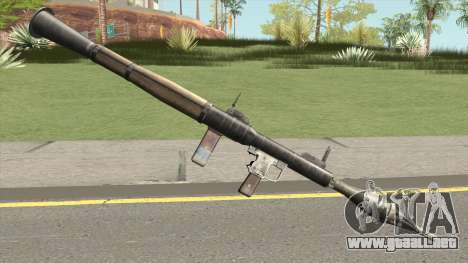 Insurgency MIC RPG-7 para GTA San Andreas