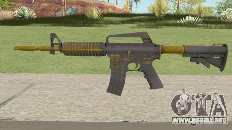 CS:GO M4A1 (Metals Skin) para GTA San Andreas