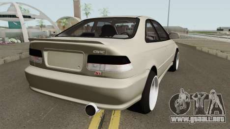 Honda Civic 99 Swap K20Z3 para GTA San Andreas