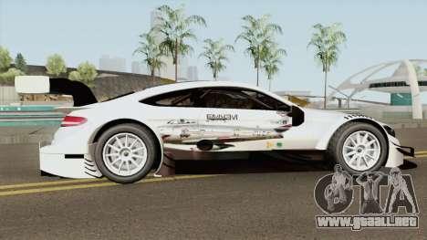 Mercedes-Benz AMG C63 DTM (Kamikaze Edition) para GTA San Andreas