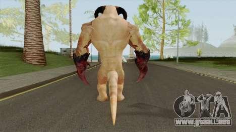 Mutated Alien V1 para GTA San Andreas