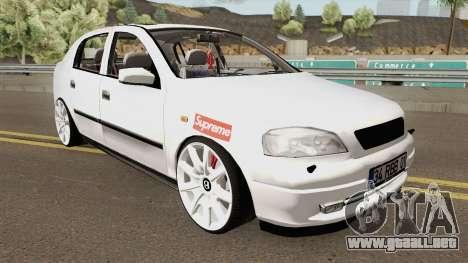 Opel Astra G VRX para GTA San Andreas