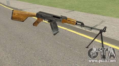 Insurgency MIC RPK-47 para GTA San Andreas