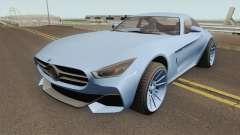 Benefactor Schlagen GT GTA V HQ para GTA San Andreas