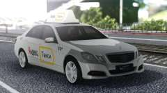 Mercedes-Benz E-Class Yandex Taxi