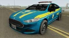 Ford Fusion Policia Rodoviaria Federal para GTA San Andreas