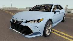 Toyota Avalon 2019 XLE High Quality para GTA San Andreas